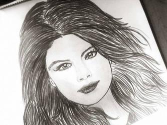 Selena in progress