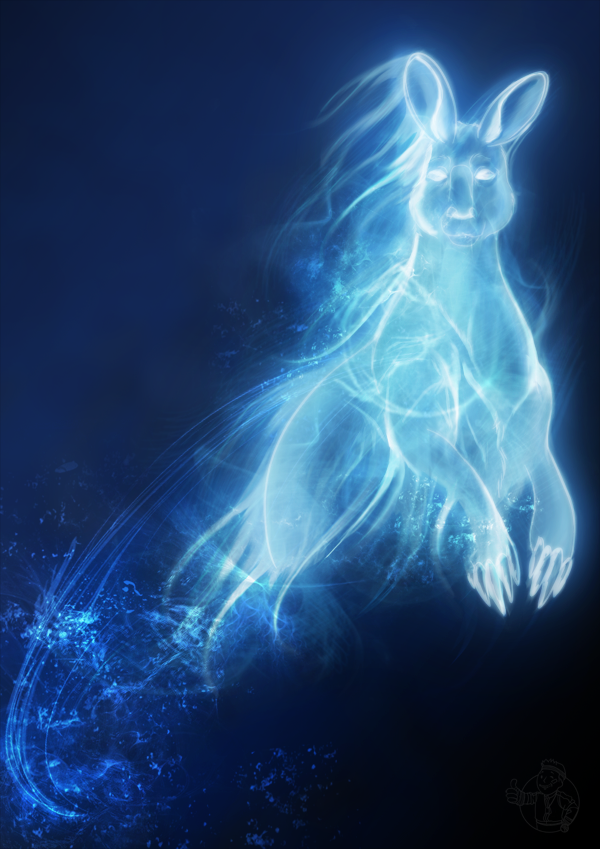 expecto patronum by vaultscout on deviantart