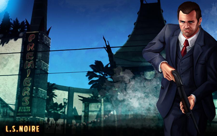 L.S. Noire Michael by VaultScout