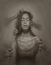 Falling into Depression #2 by ZarinaSitumorang