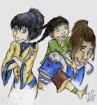 Tokka Family Color Version