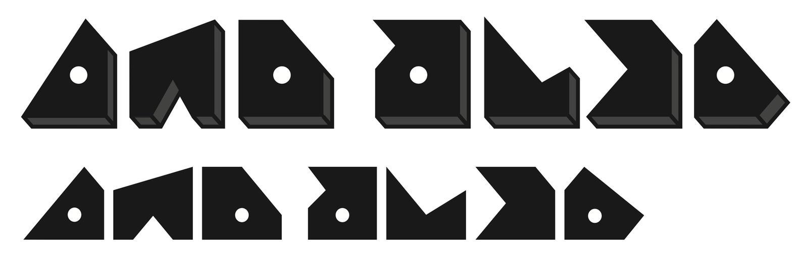 Deseret Alphabet -Redesign by ninjaforlife