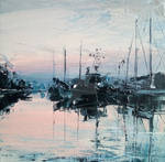Silence in the harbour