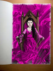Merlin (2008) - Morgana by Bea89