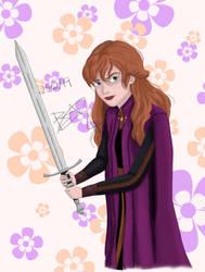 Anna - Frozen 2 by Bea89