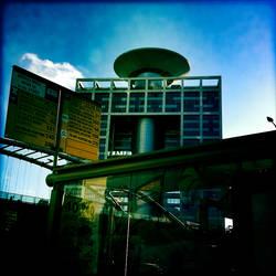 City Shapes by JoE-EviL
