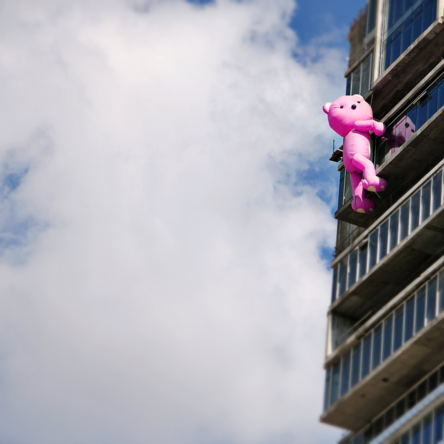 Suicidal Bear by JoE-EviL