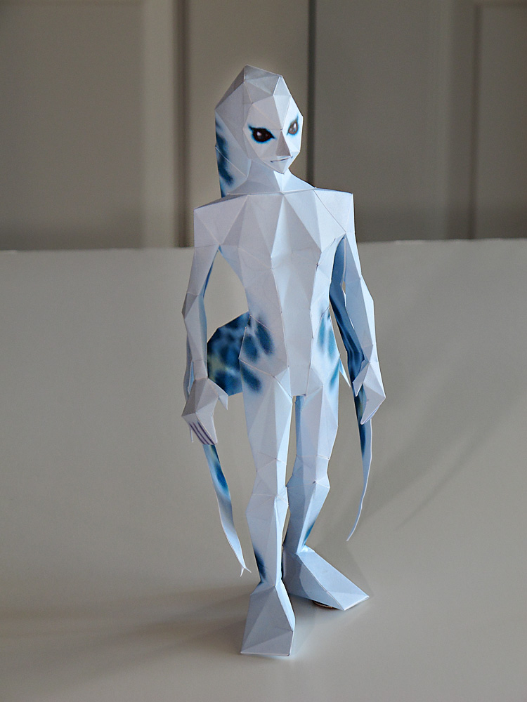 Zora Papercraft by im-tall
