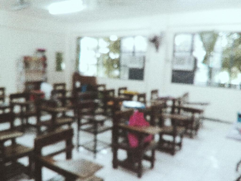 Classroom by GabrielShux