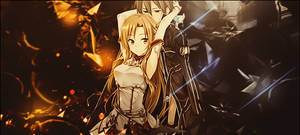Asuna and Kirito Signature