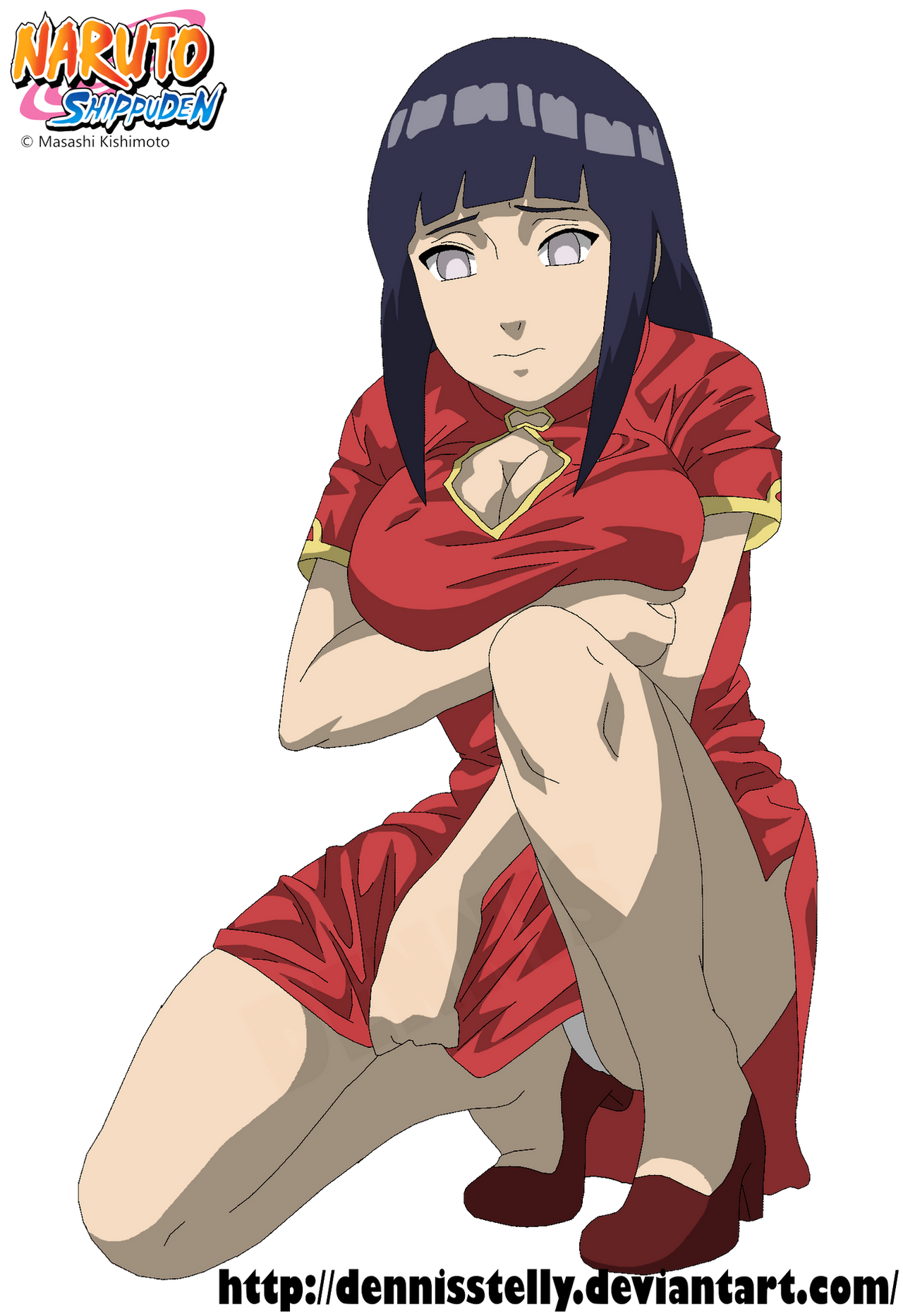 naruto hinata hentai dress up