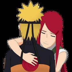 Naruto Arigato - Lineart Colored
