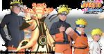 Naruto age progression