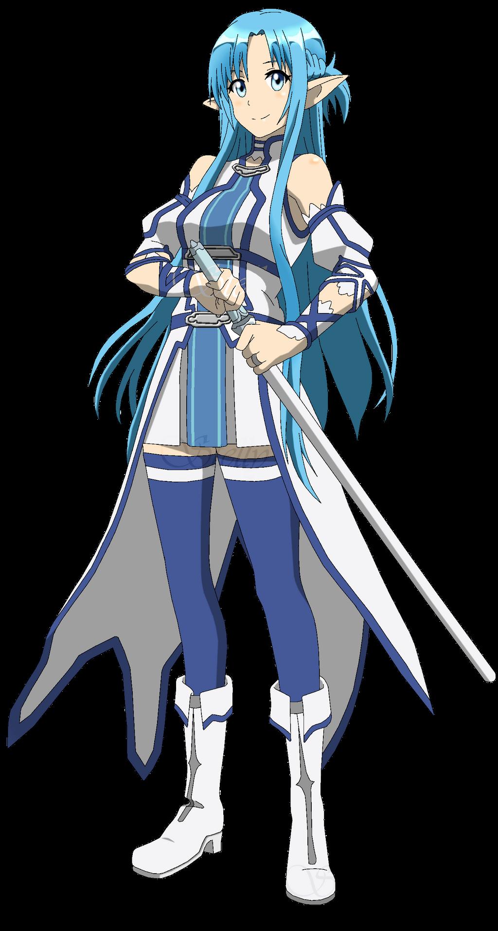 Asuna (ALO) - Yuuki Asuna - Image #2414305 - Zerochan