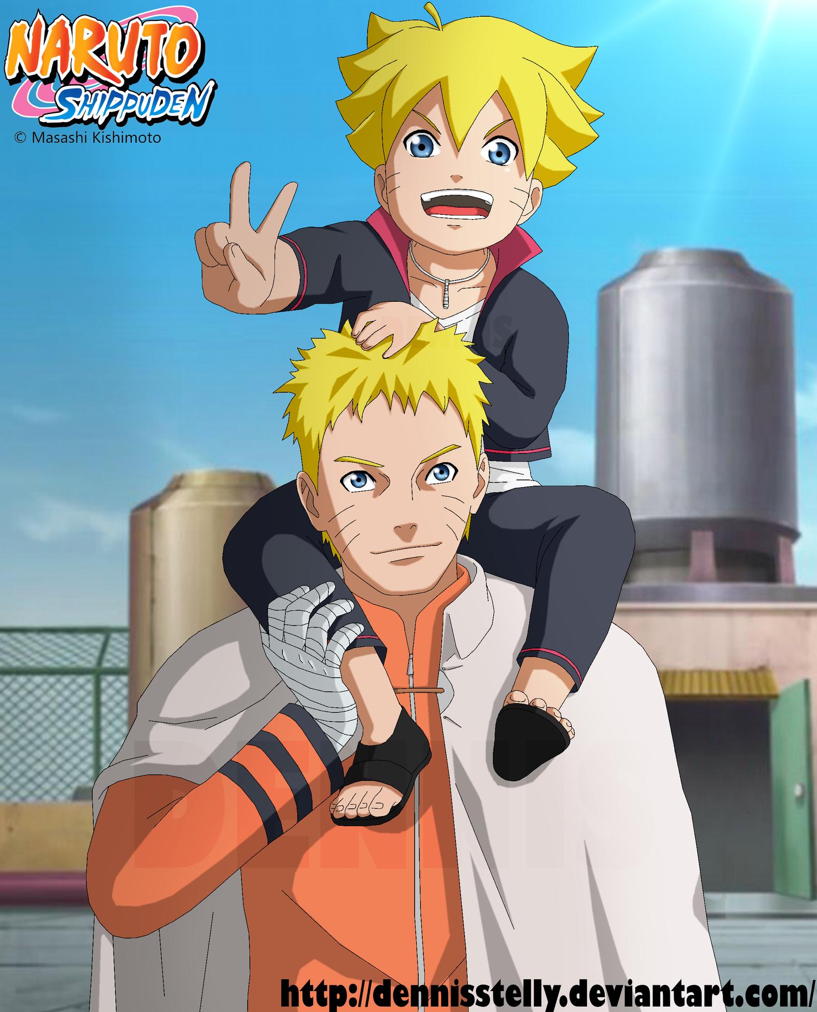 Nueva Pelicula Sobre el Hijo de Naruto llegara este 2015