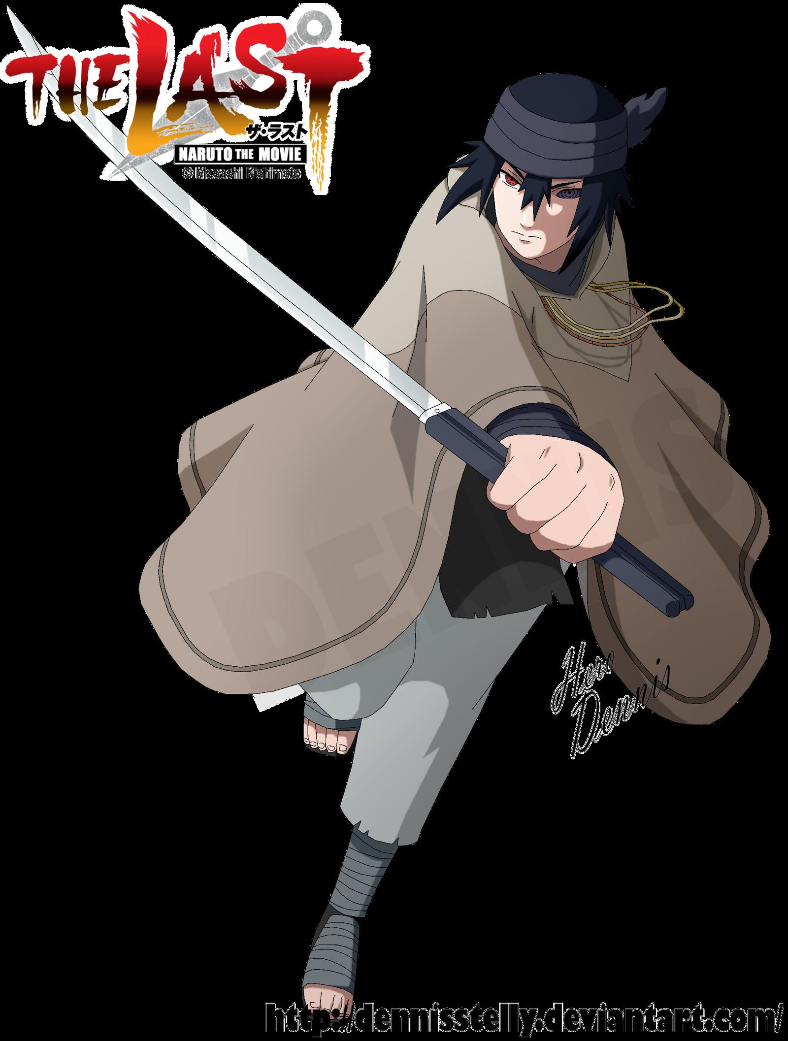 Sasuke Uchiha - The Last Movie by DennisStelly on DeviantArt