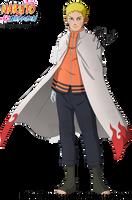 Uzumaki Naruto - the 7th Hokage by DennisStelly