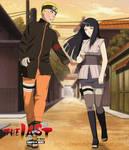Naruto e Hinata - the Last