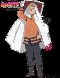 Uzumaki Naruto - Boruto the Movie by DennisStelly