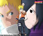 Boruto - Naruto the Movie - Cover