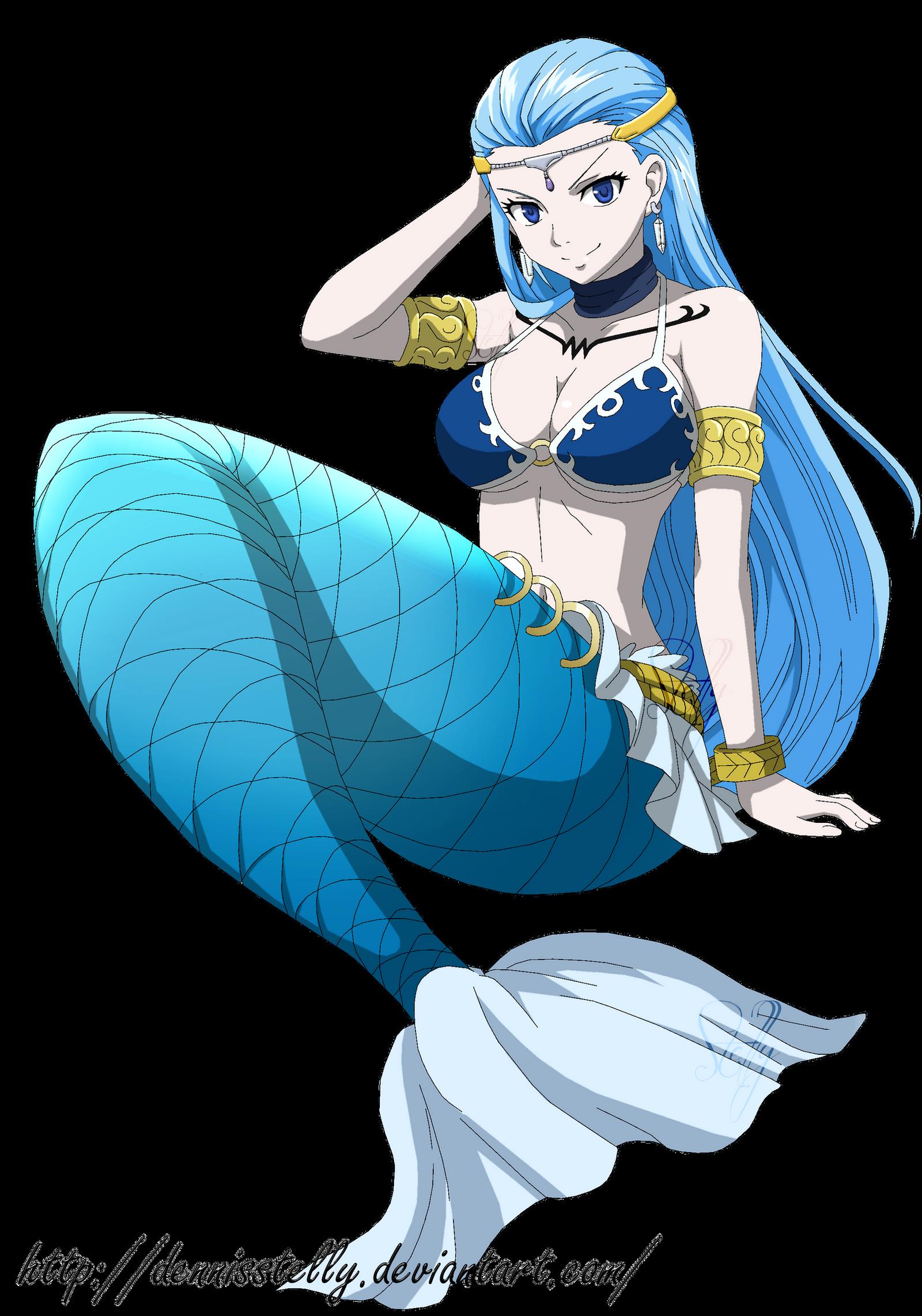 Aquarius fairy tail cosplay