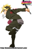 Boruto - Naruto the Movie -- Boruto Uzumaki
