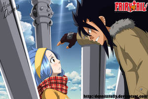 Fairy Tail - Gajeel and Levy - Chapter 471 by DennisStelly
