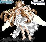 Alfheim Online - Asuna - Titania