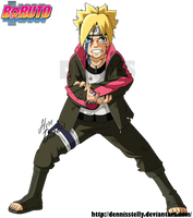 Naruto Next Generation - Karma - Chapter 23 by DennisStelly