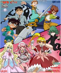 Anime Poll: Shotacon or Lolicon