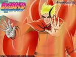 Boruto - Naruto Next Generation - Baryon Mode by DennisStelly