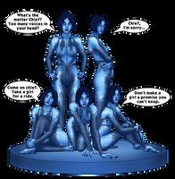 Cortana Halo 4 by Shadowcat1001