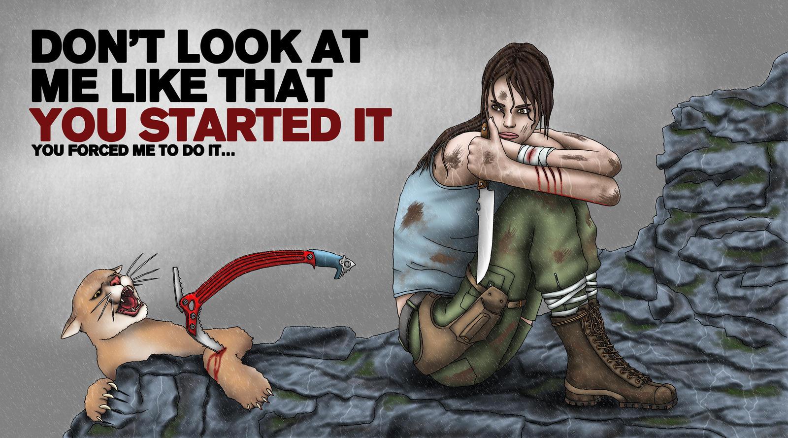 Tomb Raider Reborn contest by Shadowcat1001