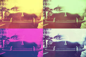 Color styled classic Porsche 356 by kennychi