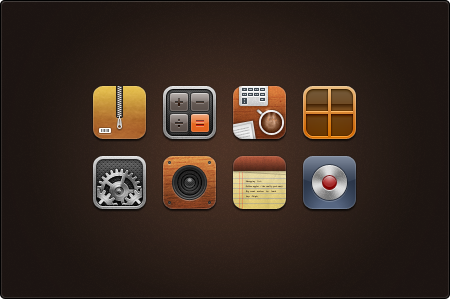 Astra iPhone Theme Update