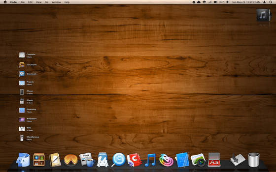 May 23, 2010 Desktop