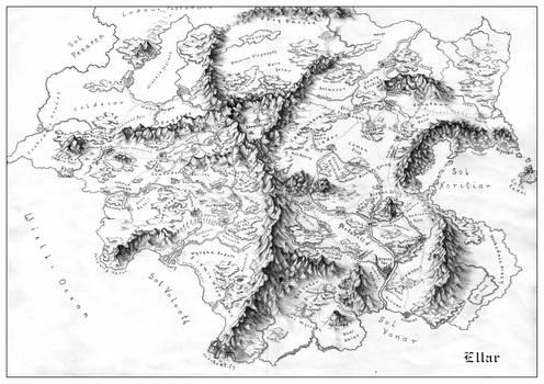 Map of Eltar