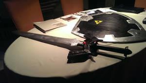 Master Sword - Hylian Shield 8