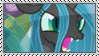 Queen Chrysalis Stamp by SunnStamp