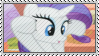 Rarity Woooo Stamp by SunnStamp