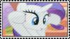Rarity Woooo Stamp by SunnStamp
