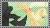 Apple Jack Stamp by SunnStamp