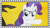 Rarity Stamp by SunnStamp