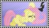 Fluttershy Stamp by SunnStamp