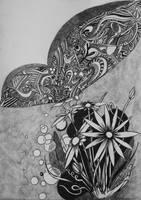 Flowers by Evanrinya