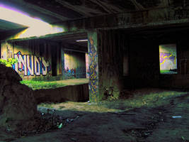 Swiatlosc i mhrok by Evanrinya