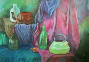 Malarstwo by Evanrinya