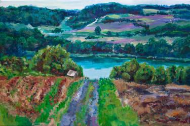 Jezioro by Evanrinya