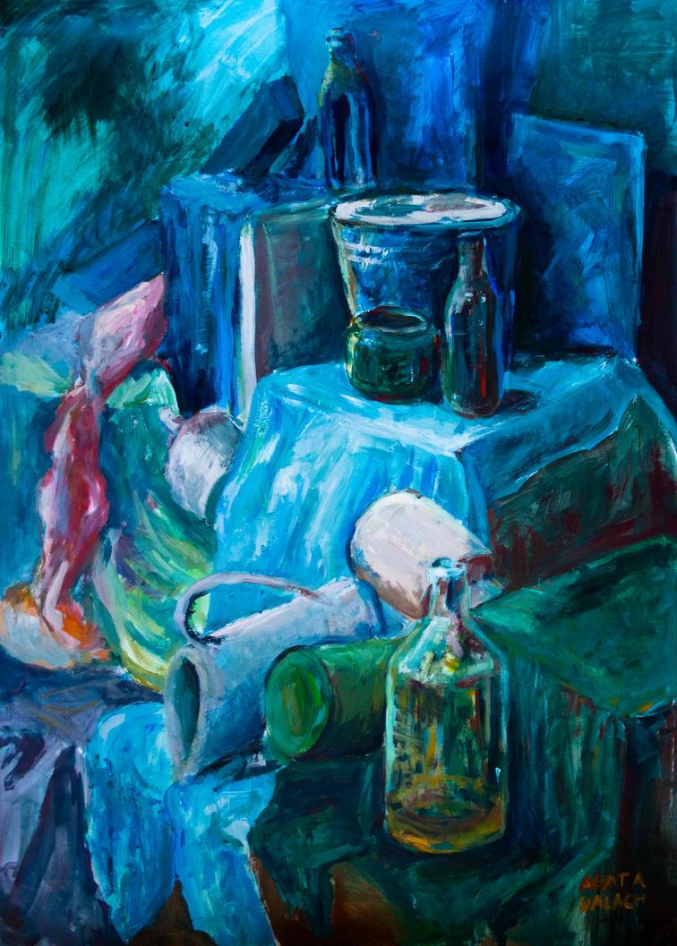 Buteleczki by Evanrinya