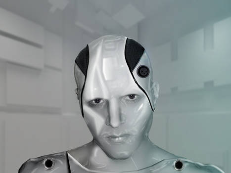 A Robots Selfie